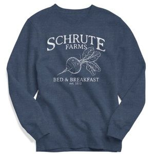 The Office Sweatshirt, Schrute Farms Sweatshirt